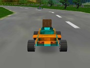 3D Racing 8 bitov