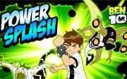 Ben 10 moci Splash