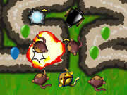 Bloons Tower Pertahanan 4