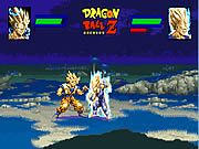 Dragon Ball Z macht niveau Demo