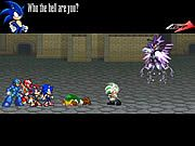 Final Fantasy Sonic X3