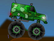 Militære monstertruck