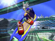 Sonic Snowboarding