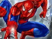Spiderman byen Raid
