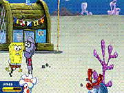 Sponge Bob Square Pants : Anchois agression