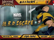 Escape Xmen Wolverine
