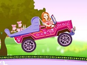 Le Transport de jouets Barbie