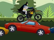 Batman Trail Ride udfordring