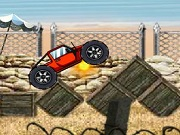 Beach Buggy Stunts kørsel