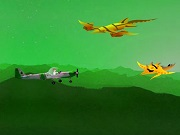Ben 10 Air Strike Challenge