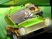 Ben 10 Chase jos provocare