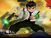 Ben 10 Take Down Action