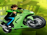 Ben 10 course de Turbo