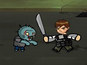 Ben 10 Vs Zombies tindakan 2