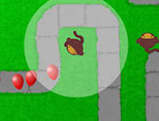 Bloons Tower defensa