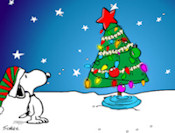 Charlie Brown Xmas copac