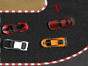 Super Cars Circuit Racing