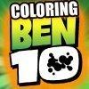 Colorazione Ben dieci