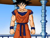 Dragon Ball Z berdandan