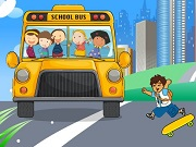 Diego School Bus