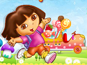 Dora Candy transportu