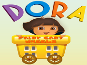 Dora Fairy Cart Wheels