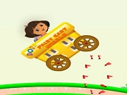 Fairy Dora carro ruedas Ride
