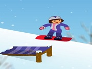 Snow Dora patinage
