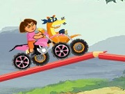 Dora The Explorer Racing