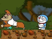Doraemon en de King kong