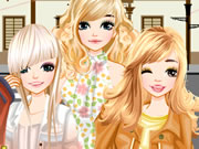 Dress up fata de Paris