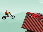Galējā Bike Stunts