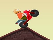 Biker gordo Stunts