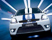 Ford Fiesta Racing haaste