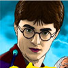 Harry Potter da colorare