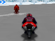 Gelo corrida 3D
