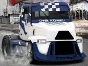 Industrielle Truck Racing