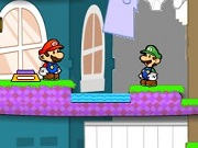 Mario in Luigi Escape 2