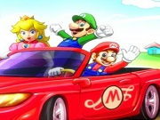 Drift Mario Smash
