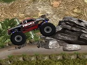 Monster Truck Jungle uitdaging