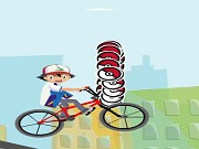 Pokeman BMX divertido
