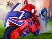 Power Rangers macht Ride