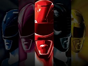 Racing Power Rangers
