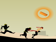 Run Ninja Run : Route inattendue