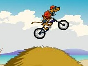 BMX Scooby Doo Beach