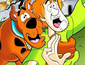 Scooby Doo recif Relief