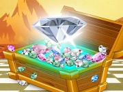 Glanzende Diamond Box