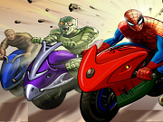 Spiderman mòn Racer