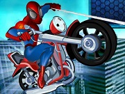Spiderman-Riding
