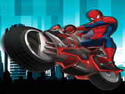 Spiderman Super sykkel